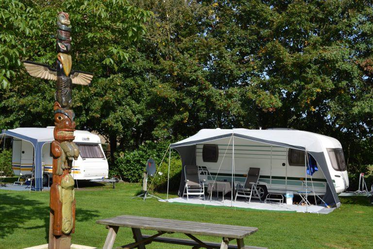 Camping nabij Helmond
