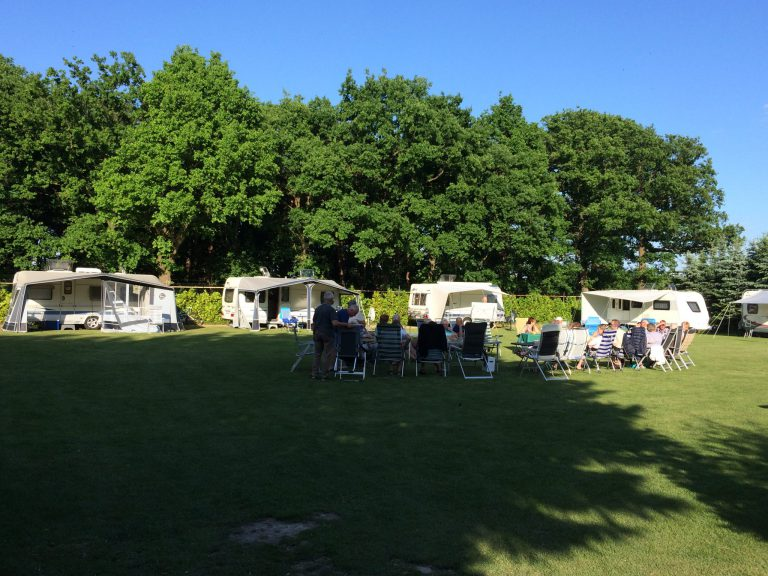Camping Hemelvaart en Pinksteren